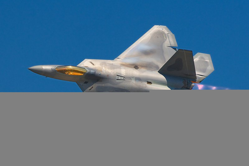 Lockheed Martin F22 Raptor copy